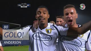 GOLO! FC Famalicão, Anderson aos 80', FC Famalicão 2-1 Belenenses SAD