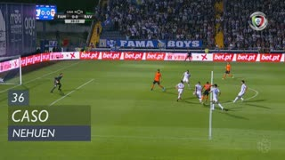 FC Famalicão, Caso, Nehuen aos 36'