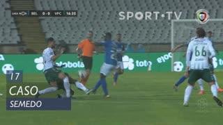 Vitória FC, Caso, Semedo aos 17'