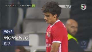 SL Benfica, Jogada, Jota aos 90'+3'