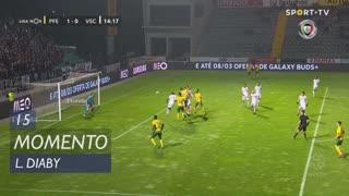 FC P.Ferreira, Jogada, L. Diaby aos 15'