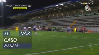 FC Porto, Caso, Manafá aos 51'