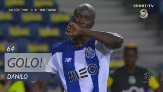GOLO! FC Porto, Danilo aos 64', FC Porto 1-0 Sporting CP