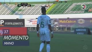 Vitória FC, Jogada, Mano aos 37'