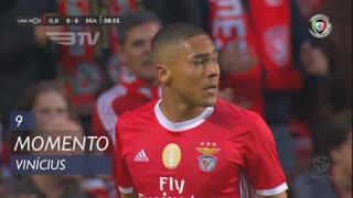 SL Benfica, Jogada, Vinícius aos 9'