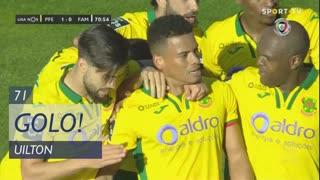 GOLO! FC P.Ferreira, Uilton aos 71', FC P.Ferreira 1-0 FC Famalicão