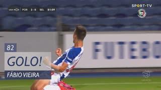 GOLO! FC Porto, Fábio Vieira aos 82', FC Porto 4-0 Belenenses SAD