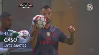 Moreirense FC, Caso, Iago Santos aos 42'