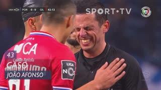 Gil Vicente FC, Caso, João Afonso aos 43'