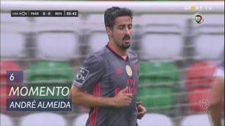 SL Benfica, Jogada, André Almeida aos 6'