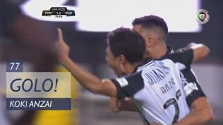 GOLO! Portimonense, Koki Anzai aos 77', Portimonense 2-2 FC Porto
