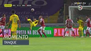 FC P.Ferreira, Jogada, Tanque aos 40'