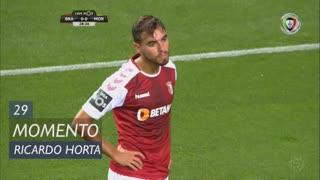SC Braga, Jogada, Ricardo Horta aos 29'
