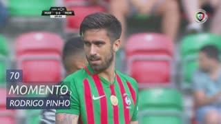 Marítimo M., Jogada, Rodrigo Pinho aos 70'