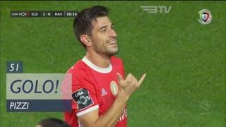 GOLO! SL Benfica, Pizzi aos 51', SL Benfica 2-0 Rio Ave FC