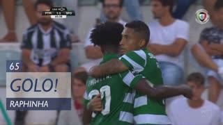 GOLO! Sporting CP, Raphinha aos 65', Portimonense 1-3 Sporting CP