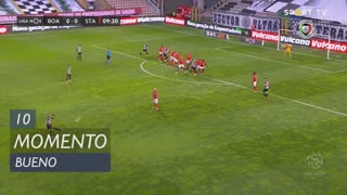 Boavista FC, Jogada, Bueno aos 10'