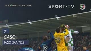 Moreirense FC, Caso, Iago Santos aos 8'