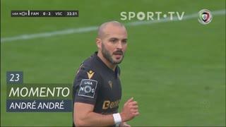 Vitória SC, Jogada, André André aos 23'