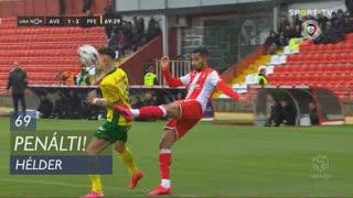 FC P.Ferreira, Penálti, Hélder aos 69'