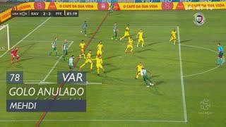 Rio Ave FC, Golo Anulado, Mehdi aos 78'
