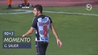 Boavista FC, Jogada, G. Sauer aos 90'+3'