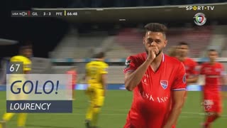 GOLO! Gil Vicente FC, Lourency aos 67', Gil Vicente FC 3-3 FC P.Ferreira