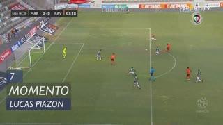 Rio Ave FC, Jogada, Lucas Piazon aos 7'