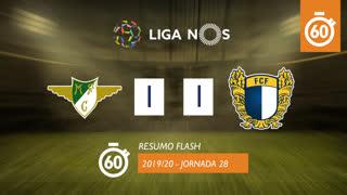 Liga NOS (28ªJ): Resumo Flash Moreirense FC 1-1 FC Famalicão