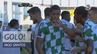 GOLO! Moreirense FC, Iago Santos aos 7', Moreirense FC 1-0 Portimonense