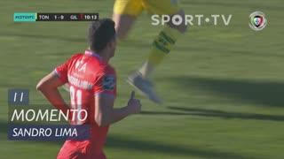 Gil Vicente FC, Jogada, Sandro Lima aos 11'