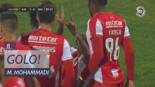 GOLO! CD Aves, M. Mohammadi aos 8', CD Aves 1-0 SC Braga