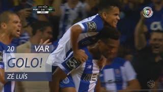 GOLO! FC Porto, Zé Luís aos 20', FC Porto 2-0 Vitória FC