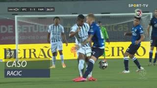 FC Famalicão, Caso, Racic aos 27'