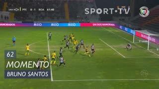 FC P.Ferreira, Jogada, Bruno Santos aos 62'