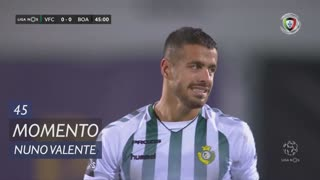 Vitória FC, Jogada, Nuno Valente aos 45'