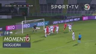 Gil Vicente FC, Jogada, Nogueira aos 14'
