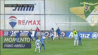 Moreirense FC, Jogada, Fábio Abreu aos 28'