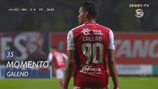 SC Braga, Jogada, Galeno aos 35'