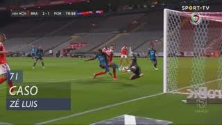 FC Porto, Caso, Zé Luís aos 71'