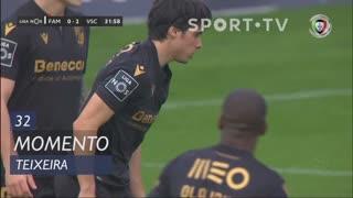 Vitória SC, Jogada, Teixeira aos 32'