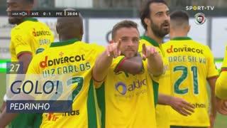 GOLO! FC P.Ferreira, Pedrinho aos 27', CD Aves 0-1 FC P.Ferreira