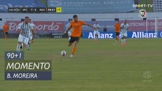 Rio Ave FC, Jogada, Bruno Moreira aos 90'+1'