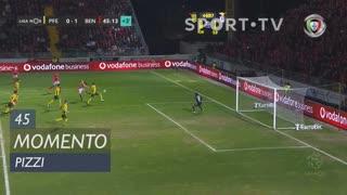 SL Benfica, Jogada, Pizzi aos 45'