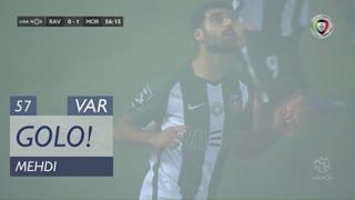 GOLO! Rio Ave FC, Mehdi aos 57', Rio Ave FC 1-1 Moreirense FC