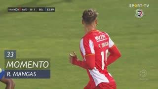 CD Aves, Jogada, Ricardo Mangas aos 33'
