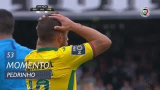 FC P.Ferreira, Jogada, Pedrinho aos 53'
