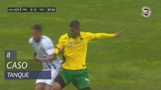 FC P.Ferreira, Caso, Tanque aos 8'