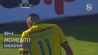 FC P.Ferreira, Jogada, Dadashov aos 90'+4'