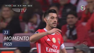 SL Benfica, Jogada, Pizzi aos 33'